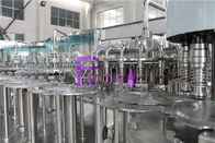 4 In 1 Plastic Bottle Liquid Filler Machine PLC Control With Touch Screen