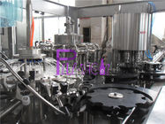 Tea Drink Juice Filling Machine Industrial Soft Drink Bottling Equipment With SGS
