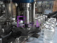 Sparkling Water PET Can Filling Line Industrial Linear Filling Machine
