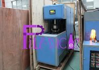 Semi Auto 5 L Bottle Blowing Machine , Single Cavity Pet Blowing Machine For Water Drink Bottle