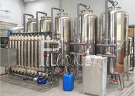 Mineral Drinking / Drinkable Water UF / Hollow Fibre Ultra Processing Equipment / Plant / Machine / System / Line