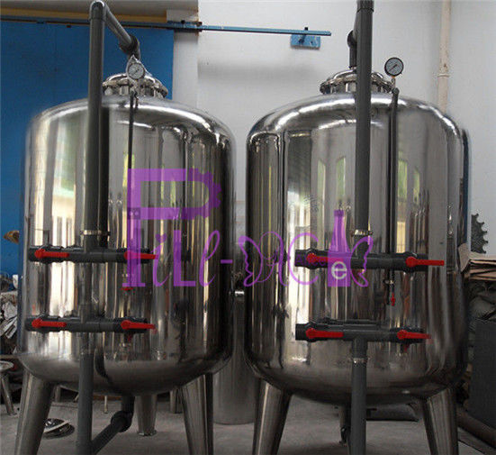 UV Sterilizer Mineral Water Purifying Machine Automatic Water Treatment Equipment