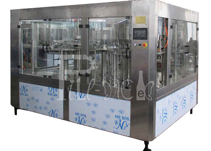 3L / 5L / 10L Mineral Water Plastic Bottle 2 In 1 Washing Filling Capping Equipment / Plant / Machine / System / Line